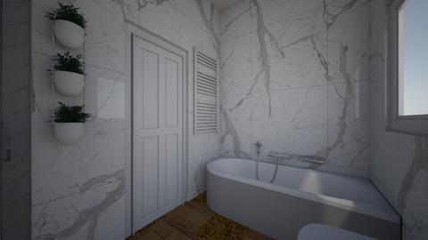 Blake bath - Bathroom  - by carlycarlycarly