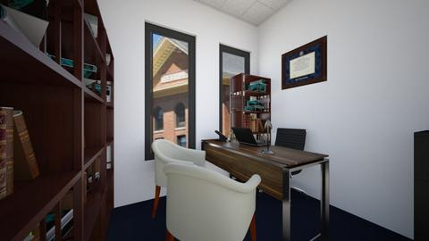 Faculty Office - Office - by SammyJPili