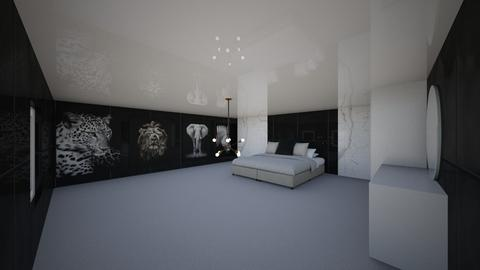 designed with MWB08  - Bedroom  - by AGB08