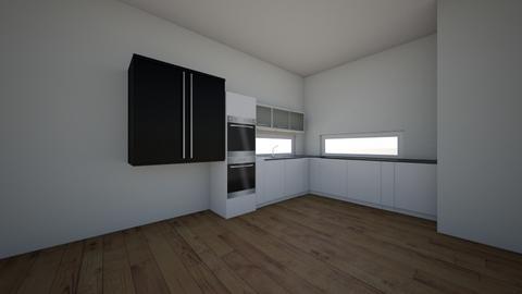 k - Kitchen - by mandykristovic