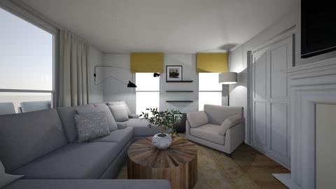 Major Family Room - Living room - by Meglyn8