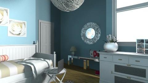bed - Bedroom  - by Damira Beslagic