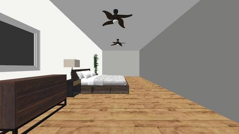 master bedroom - Modern - by lelandJ889
