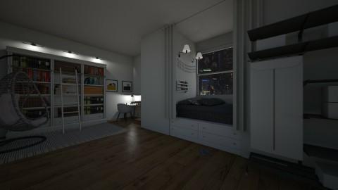 magic bed - by niok