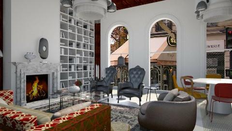 Dutch Impress - Modern - Living room  - by 3rdfloor