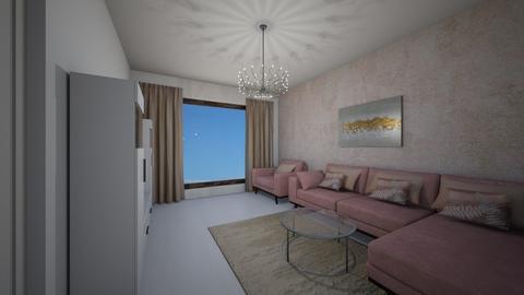 living - Modern - Living room  - by mirelaraducu