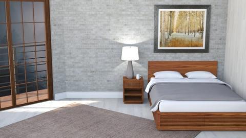 Peak - Bedroom  - by designkitty31