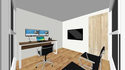 Small CEO Office - Minimal - Office  - by Roderik2021