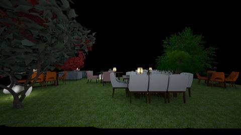 ffff - Modern - Garden - by waad702