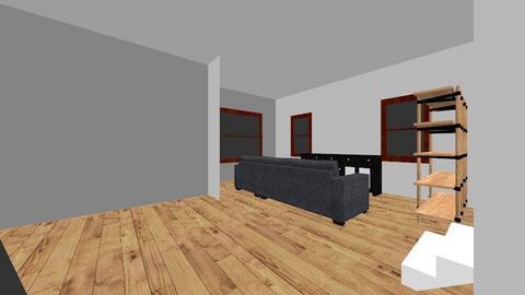 ber - Living room  - by carroll35