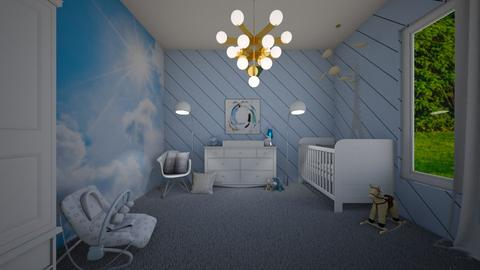 baby nursery 3 - Kids room  - by guacamolestyle