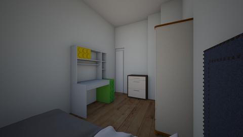 smallk oda - Bedroom  - by zulal23