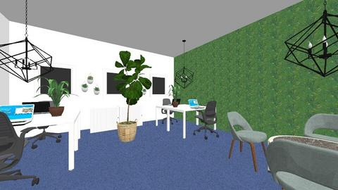 kantoor 1 - Office - by samvanhoek