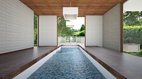 Garden Bath - by ajkaredzepagic
