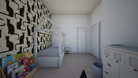 Toddler Room - Kids room - by Skittles6