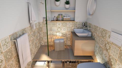 Arty Chichi - Bathroom  - by ChichiAsr