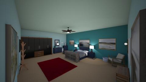 Tsarevich Vladimir - Bedroom  - by Rsvo64