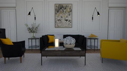 Artwork - Living room  - by Thrud45