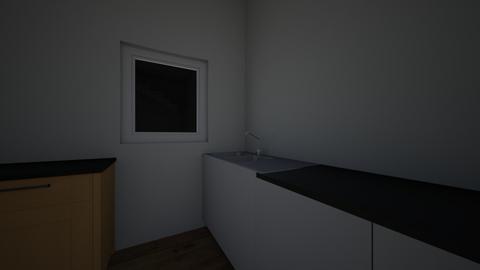 cocina - Kitchen - by jenn_caos