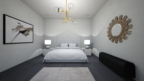 djjv - Bedroom  - by hannapanna12345