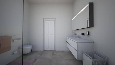 master bath - Bathroom - by Emma_Rosenberg