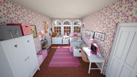 mynamenotjeff - Bedroom - by scourgethekid