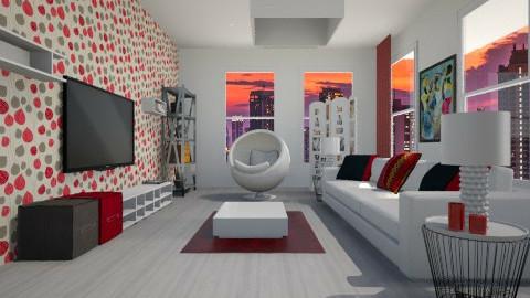 new1 - Living room - by Kim Youn ji
