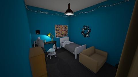 Cuarto 1ro Dios - Bedroom  - by 0Clackz0