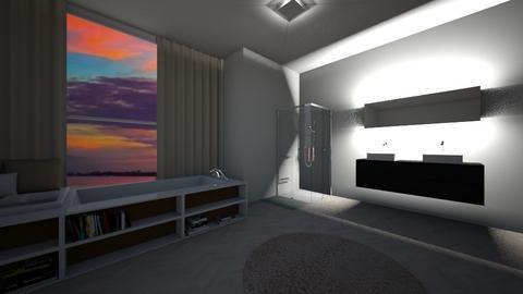 April showers  - Bathroom  - by KathyScott