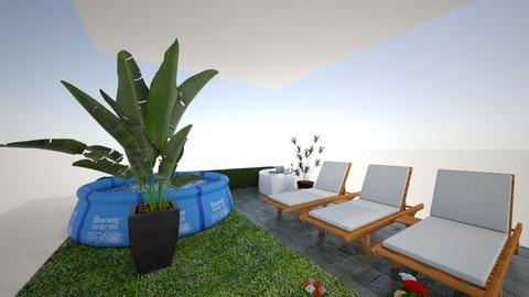 my relax garden - Garden  - by Meghan White