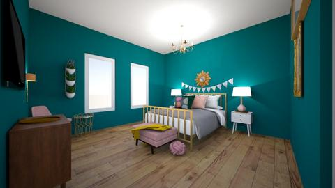 Watermelon themed room - Vintage - by kierstonbeerel