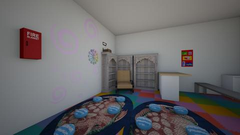 Childcare classroom proje - Kids room  - by 3096631