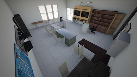 Ruang CV Enuma Technology - Office  - by farahyuki
