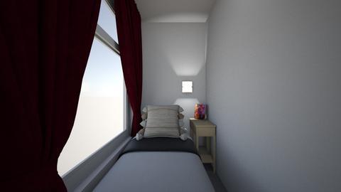 Dormitorio Flor - Bedroom  - by jesssantos