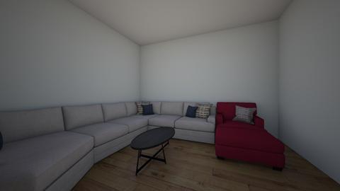 Living room - Living room  - by october DeBower