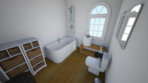 27 Cooks Road - Eclectic - Bathroom  - by rachelbbridge
