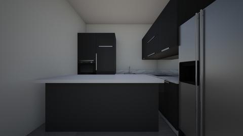 Queens kitchen - Modern - Kitchen  - by Littlestars