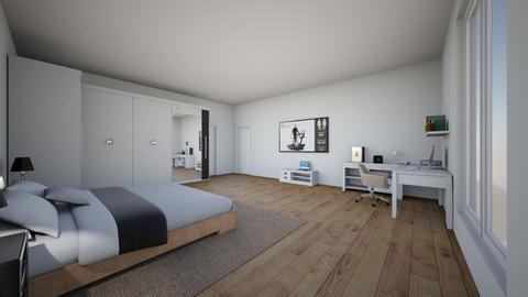 cachorro caramelo - Modern - Bedroom  - by _JakePeralta