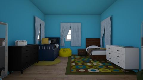 4 room challenge - by netisntcool