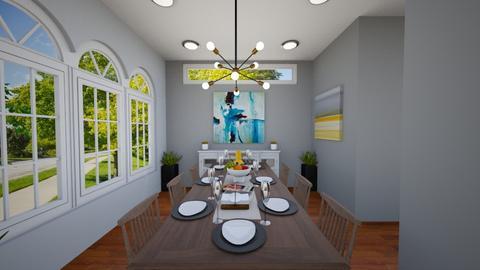 Kitchen final - Kitchen  - by MasonSumi12