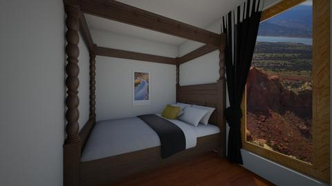 Little Nook - Bedroom - by lovedae_parfait
