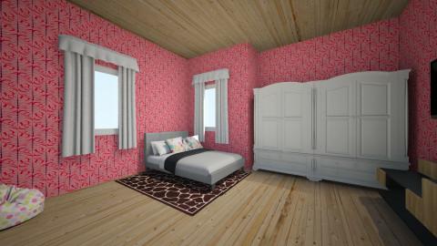 girly girl bedroom - Modern - Kids room  - by LTooth