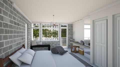 Bedroom redesign - Modern - Bedroom  - by Cailyn V
