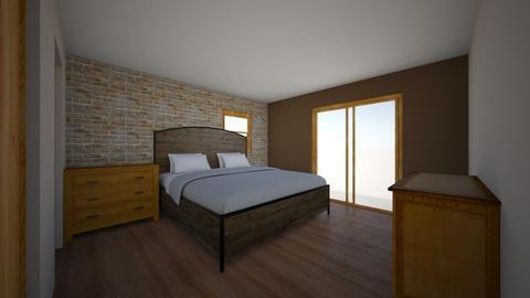 bedroom5 - Bedroom - by bradfielder
