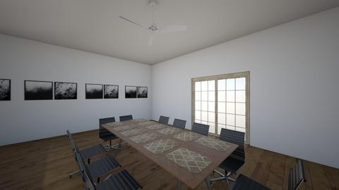 SD ARRUDA - Rustic - Office  - by SDARRUDA857