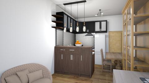 kuchyna 3 - Kitchen  - by ponoska