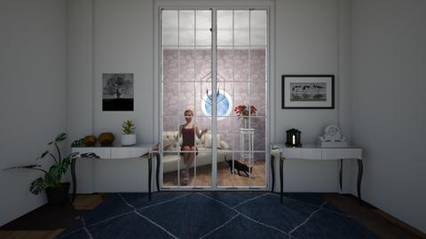room - by AngelicaZhelez