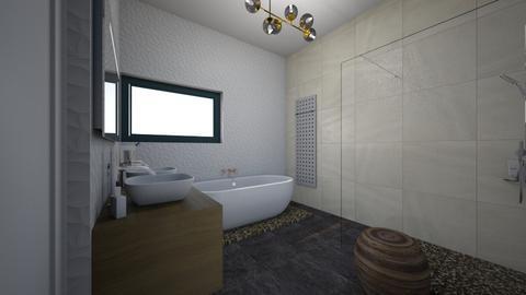 bath - Bathroom  - by Dominika Rejzlova
