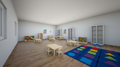 children room - Kids room  - by victoria5680