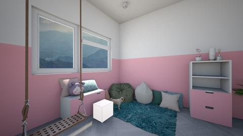 Amy kamer - Modern - Kids room - by Cheyenne2004
